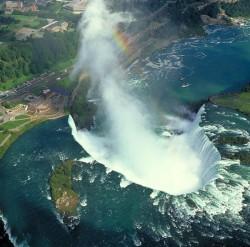 Niagara Falls 尼亚加拉大瀑布