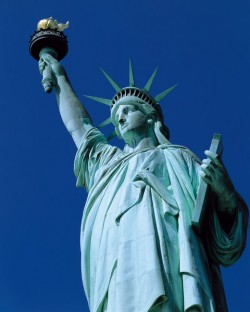 The Statue Of Liberty 自由女神像