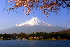 Fuji Mountain 富士山