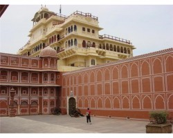 Jaipur City Palace 斋浦尔皇宫