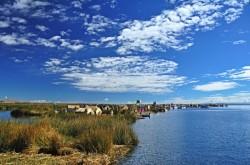 Lake Titicaca-Puno 的的喀喀湖 (普诺)