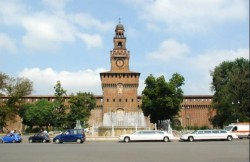 Castello Sforzesco 斯福尔扎城堡