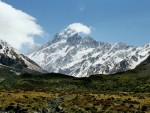 Mount Cook National Park 库克山国家公园