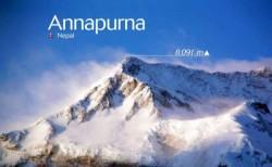 Annapurna 安纳普尔纳