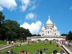 Montmartre 蒙马特