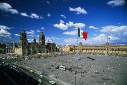 Plaza de la Constitucion 宪法广场