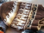 Cusco 草泥马 羊毛帽