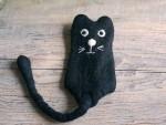 黑猫党 手机袋-口袋市集