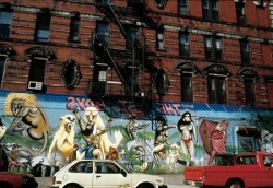 Greenwich Village 格林威治村