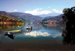 Phewa Lake 费瓦湖