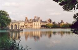 Fontainebleau 枫丹白露