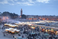 Marrakech 马拉喀什